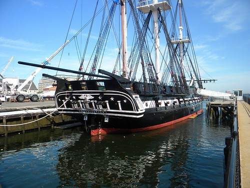 USS Constitution (Old Ironsides)
