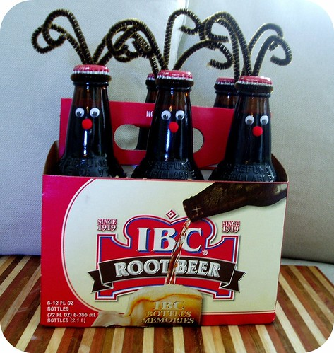 Roiot Beer Reindeer