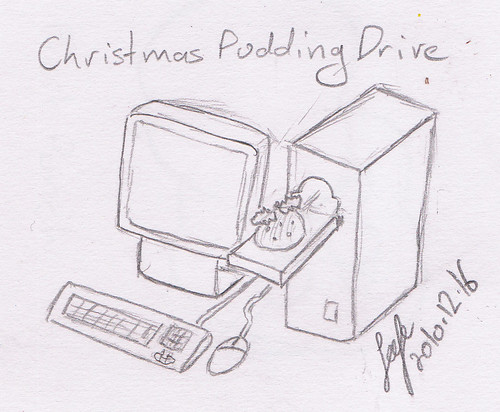 Christmas Pudding Drive - PC