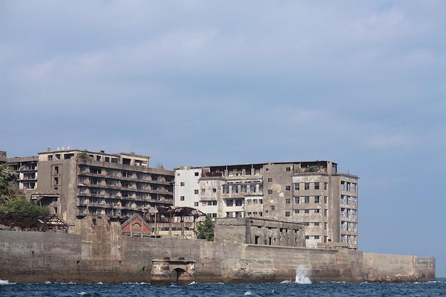 軍艦島へ 5DmkII #1