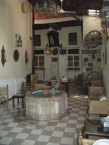 Hotel Ghazal, Damasco