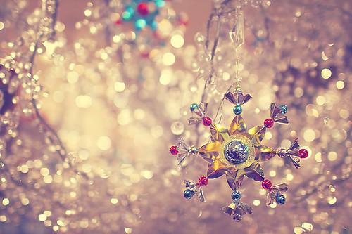 sparkle tree...