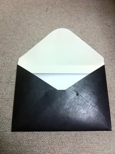 Air 11 in Moleskine Folio Professional Folder A4