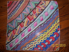 Dec 22 2010 003 (Cookie's Crafts) Tags: zentangle silkpaintinganddrawingzentanglesilkpaintingtshirtdesign