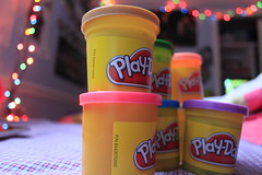 Play dohh:) (SarahHeyyyo) Tags: colors play assorted doh