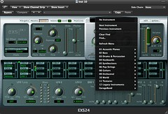 Logic Express - EXS24