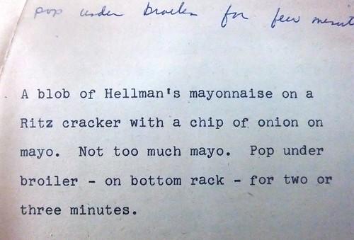 Blob Mayonaise