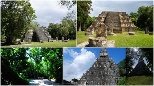 提卡爾金字塔Tikal4