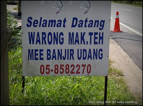 mee udang kuala sepatang 11