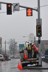 Broadway Williams Bike Signal-1
