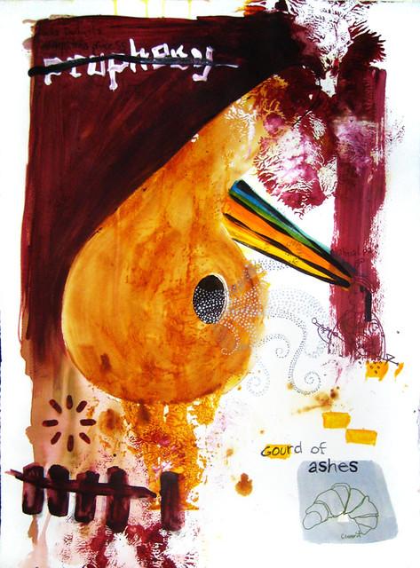 A Gourd of Ashes, Pacha Duchicela,