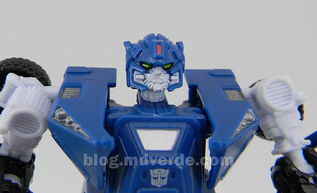 Transformers Breacher HftD Scout - modo robot