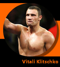 Pictures of Vitali Klitschko