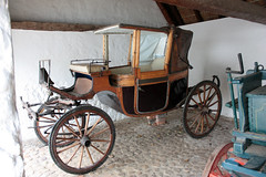 Historic Carriage, Groot Constantia, Cape Town