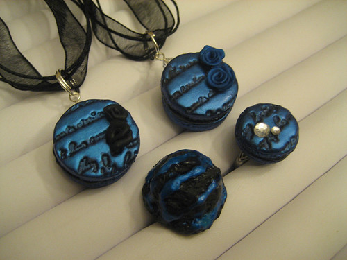 Blue Sweets Jewelry
