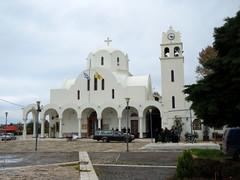 Church (RobW_) Tags: white church wednesday december greece 2010 agios kamena vourla ftiotida dec2010 29dec2010 panteleimos
