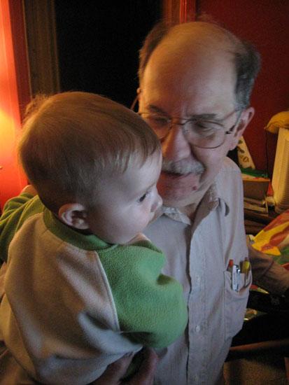 KFP and Grandpa