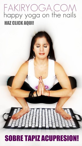 Fakir Yoga SOBRE COLCHONETA ACUPRESION