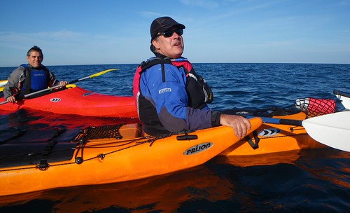Fin de año kayakero