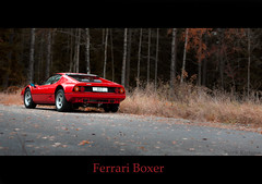 In anticipation of winter (Patrik Karlsson 2002tii) Tags: boxer patrik 512 ferrai berlinetta karlsson 2002tii