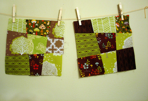 "January ""Comfort"" blocks for do. Good Stitches"