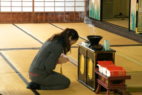 2011年修正会(しゅしょうえ)
