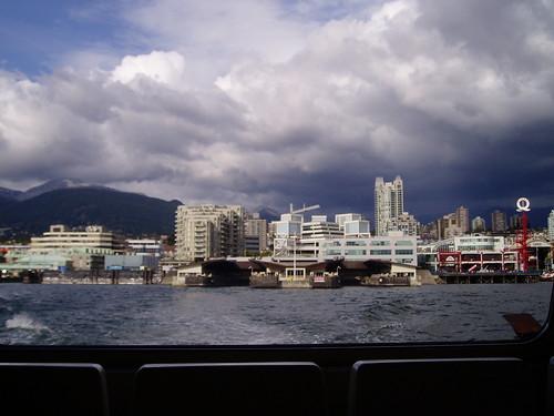 シーバス @ Vancouver