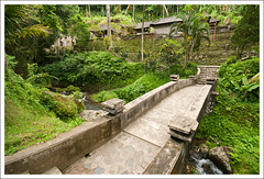 Old bridge (papaija2008) Tags: old travel bridge bali green history digital canon river indonesia temple eos rebel asia angle south religion wide sigma east lush gunung 1020mm breathtaking ubud tampaksiring kawi xti 400d paksiran earthasia breathtakinggoldaward breathtakinghalloffame mygearandme