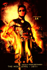 2.k (2k Photography) Tags: inspiration art photoshop movie fire editing lightning edit shahrukhkhan srk ravan 2k raone ~2|{~ pushpdeeppandey