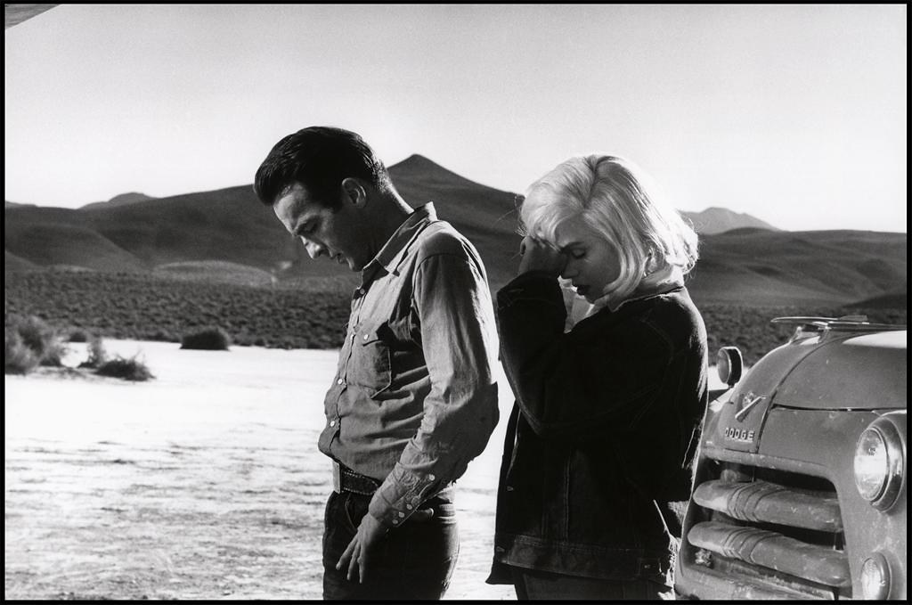 The Misfits by John Huston