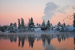 Spokane River Sunset (junglejims photos) Tags: sunset reflections river washington spokane nw inland mygearandmepremium mygearandmebronze mygearandmesilver mygearandmegold mygearandmeplatinum mygearandmediamond artistoftheyearlevel4 artistoftheyearlevel5
