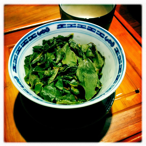 High Mt. Oolong tea