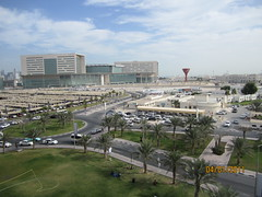 Hamad Medical City , Doha - Qatar     -   (Feras.Qadoura) Tags: city medical hamad hmc doha qatar