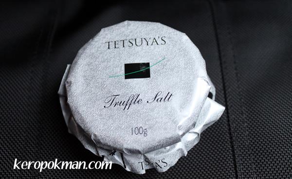 Tetsuya's Truffle Salt