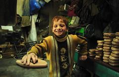 Ginger boy from Aleppo (zygmontek) Tags: boy middleeast syria aleppo halab gingerboy workingboy  zygmuntkorytkowski bliskiwschod zygmontek shalqalaa