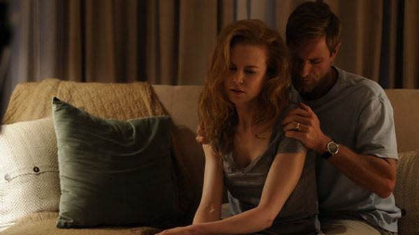 Nicole Kidman and Aaron Eckhart pine for a less miserable alternate reality in 'Rabbit Hole'.