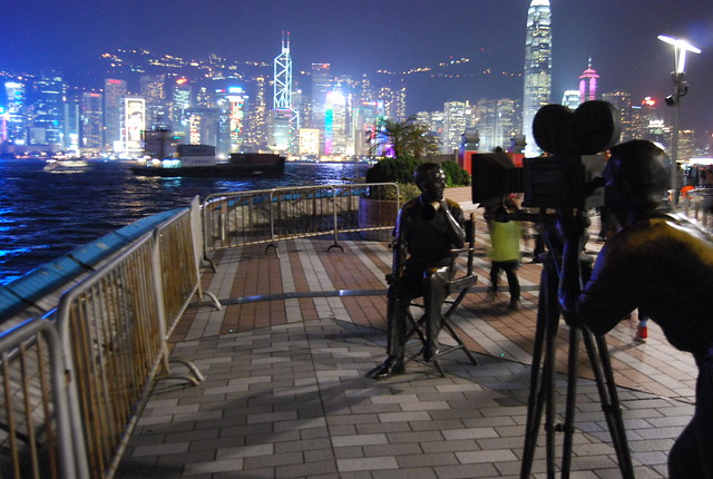 Avenue of Stars de Hong Kong
