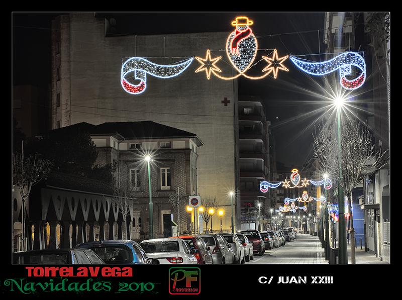 Torrelavega - Juan XXIII - Navidades 2010