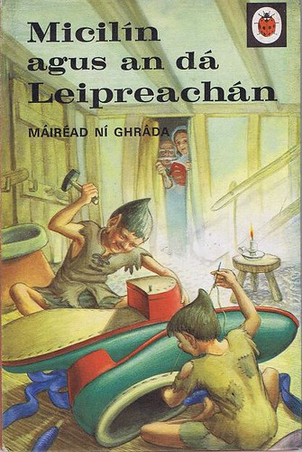 Ladybird Irish