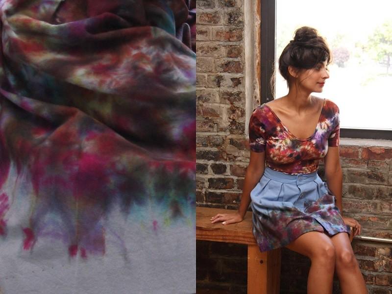 SHABD tie dye fashion 8