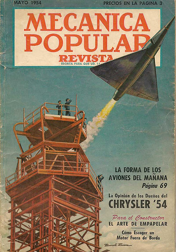 008-Mecanica Popular-Mayo 1954-via Ebay