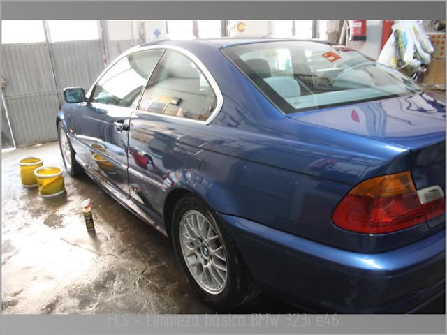 BMW 323i e46-50