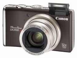 Câmera Digital Canon PowerShot SX-200 IS