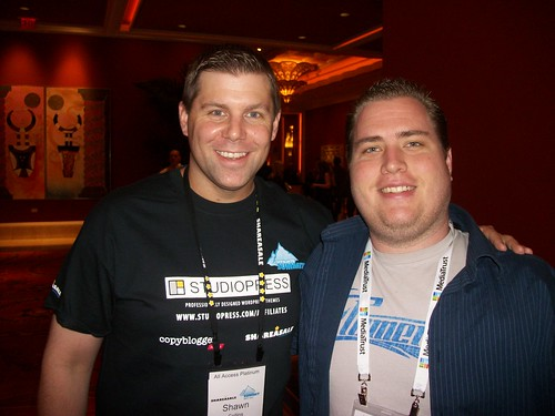 Nick Throlson & Shawn Collins