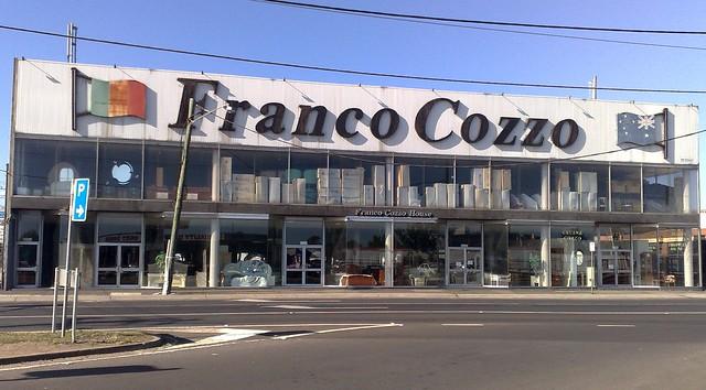 Franco Cozzo, Footscray
