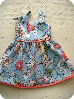 Made by Rae Itty Bitty Dress