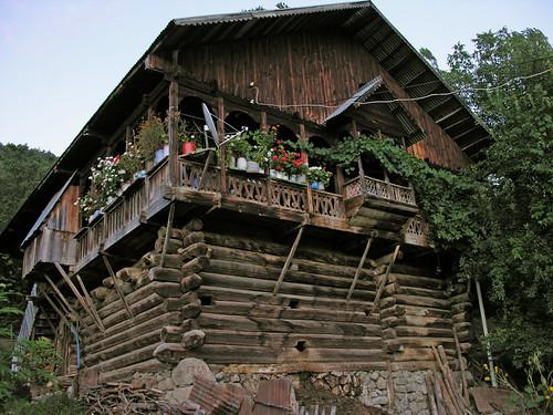 Ciriddüzü - Artvin falu faházzal