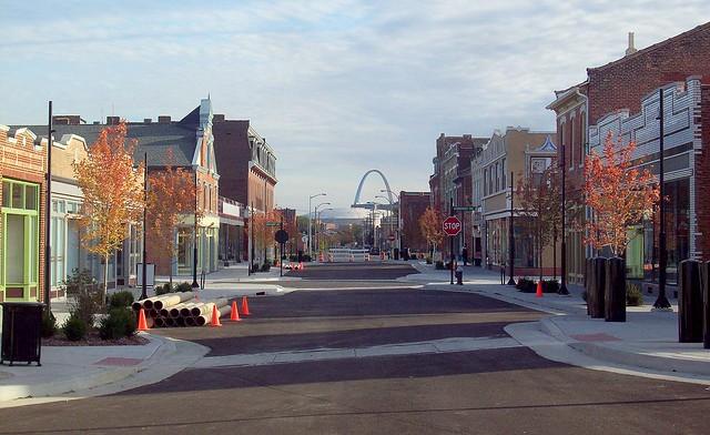 Crown Square - Old North - STL