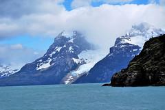 Glaciar Balmaceda (J U A C O) Tags: chile patagonia rio clouds forest grey boat waterfall viento bosque nubes glaciers estancia torresdelpaine felicidad glaciar fiordo bote puertonatales magallanes cascada puntaarenas glaciarserrano glaciarbalmaceda puertoconsuelo