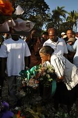 Mirlande Manigat (Hands On Disaster Relief (HODR)) Tags: massgrave mirlandemanigat cemeteryhaitileoganeoneyearearthquakegoudougoudouanniversary12januarymemorialayitiallhandsvolunteersallhands